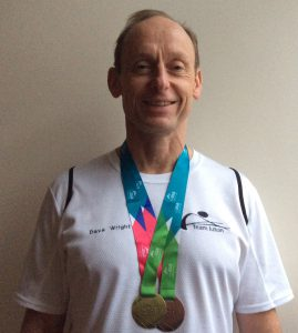 Dave Wright: GB & ASA Masters 200m butterfly Champion 2016
